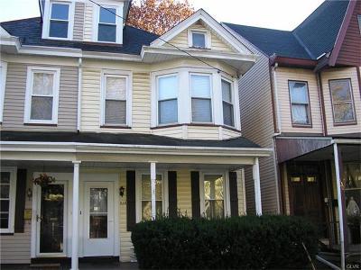 Easton PA Single Family Home Available: $1,200