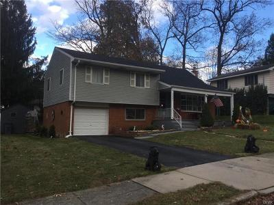 Allentown City PA Single Family Home Available: $187,000