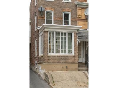 Allentown City PA Single Family Home Available: $95,000