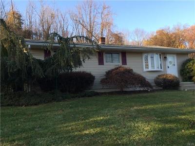Easton PA Single Family Home Available: $178,500