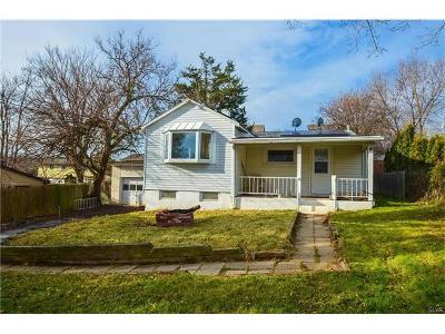 Single Family Home Available: 1512 Maumee Avenue