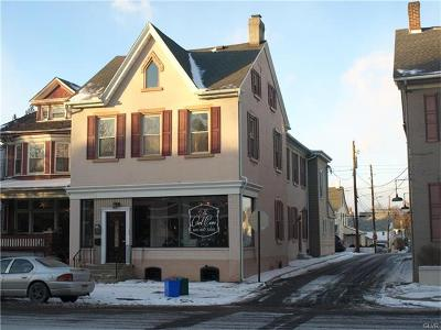 Multi Family Home Available: 217 East Broad Street