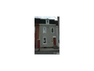 Multi Family Home Available: 213 Grant Street