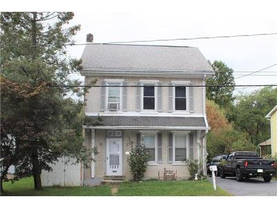 Single Family Home Available: 1533 East Emmaus Avenue