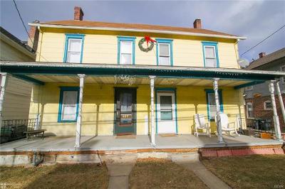Multi Family Home Available: 405 Main Street