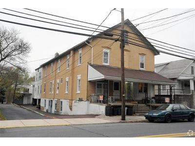 Coopersburg Borough Multi Family Home Available: 118 North Main Street