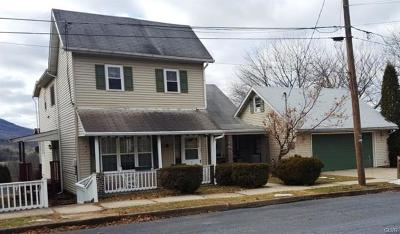 Single Family Home Available: 312 Ore Street
