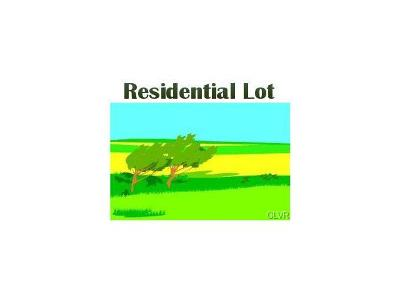 Bethlehem City Residential Lots & Land Available: 1521 Monocacy Street