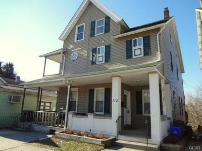 Single Family Home Seller Saved $2,401: 712 Main Street