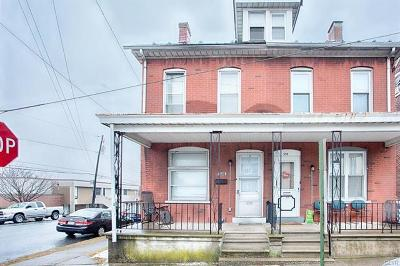 Multi Family Home Available: 340 East North Street