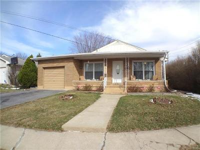 Single Family Home Sold: 1729 Hokendauqua Avenue *Seller Saved $4,555