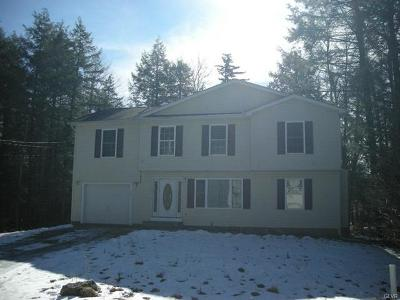 Coolbaugh Twp PA Single Family Home Available: $189,000