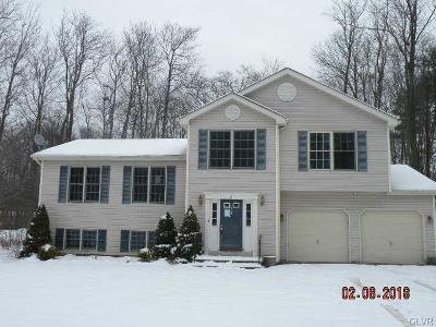 Coolbaugh Twp PA Single Family Home Available: $130,150
