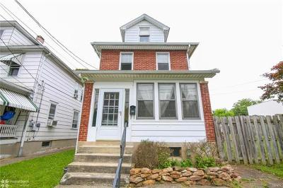 Hellertown Borough Single Family Home Available: 1145 1st Avenue