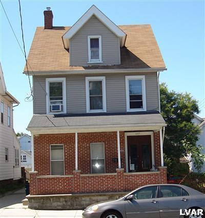 Multi Family Home Available: 529 4th Avenue