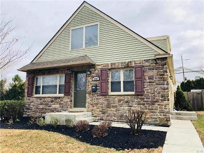 Single Family Home Available: 2330 West Greenleaf Street