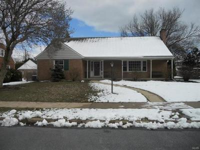 Single Family Home Available: 729 North 25th Street
