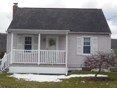 Single Family Home Available: 1220 Salisbury Road