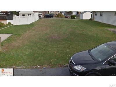 Residential Lots & Land Available: 865 North Van Buren Street