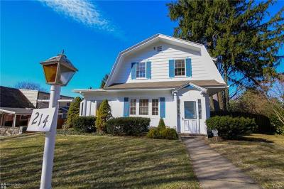 Single Family Home Available: 214 North 31st Street