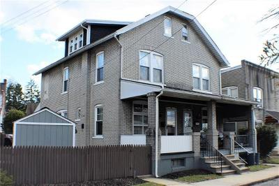 Allentown City Single Family Home Available: 920 East Clair Street