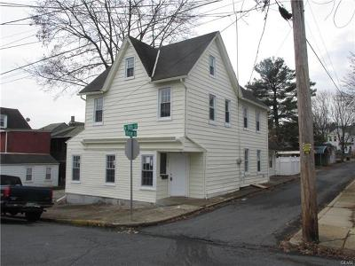 Multi Family Home Available: 213 North 8th Street