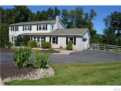 Macungie Borough Single Family Home Available: 56 Hillcrest Drive South
