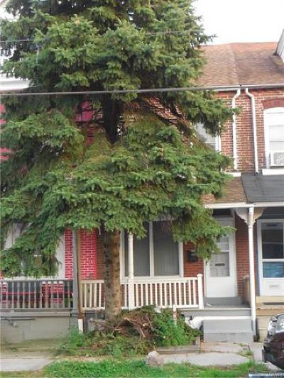 Allentown City Single Family Home Available: 1520 Liberty Street