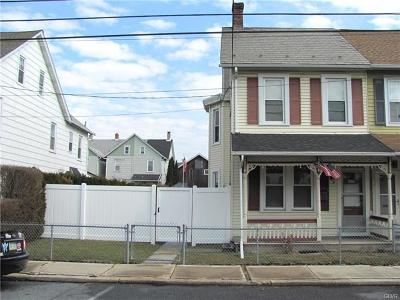 Northampton Borough PA Single Family Home Available: $144,900