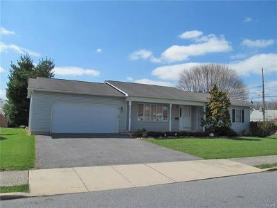 Whitehall Twp PA Single Family Home Available: $229,900