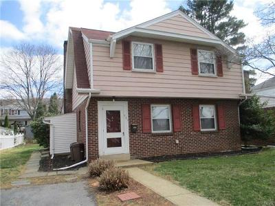 Emmaus Borough Single Family Home Available: 920 Buttonwood Street