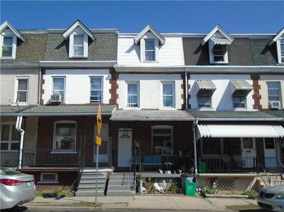 Multi Family Home Available: 1541 West Tilghman Street