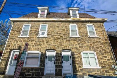 Multi Family Home Available: 682 Hayes Street