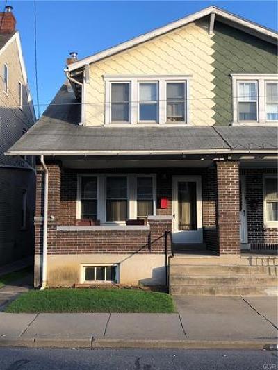 Emmaus Borough Single Family Home Available: 914 Chestnut Street