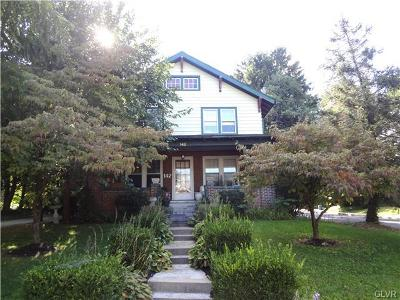 Nazareth Borough Single Family Home Available: 142 South Broad Street