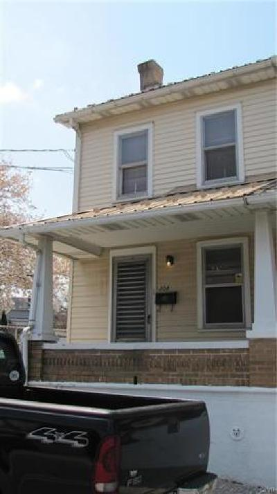 Emmaus Borough Single Family Home Available: 308 South 5th Street