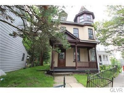 Single Family Home Available: 418 Broadway