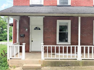 Single Family Home Available: 451 New Street