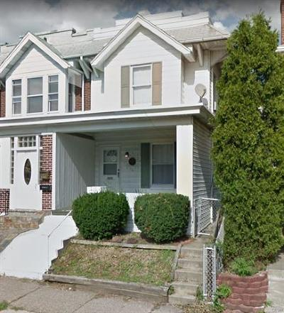 Allentown City Single Family Home Available: 1007 South 8th Street