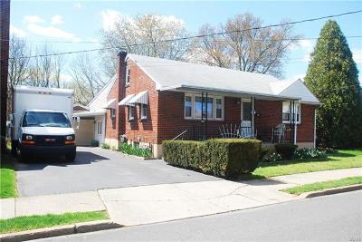 Hellertown Borough Single Family Home Available: 1514 Clauser Street