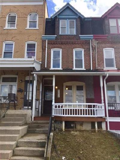 Multi Family Home Available: 1238 West Gordon Street