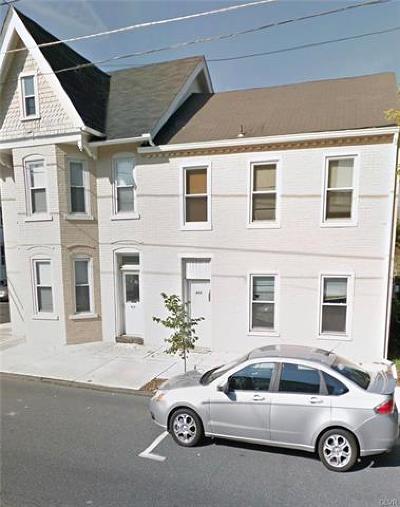 Hellertown Borough Single Family Home Available: 402 Main Street