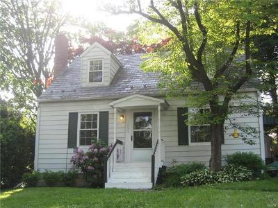 Bethlehem City Single Family Home Available: 1633 Cloverleaf Street