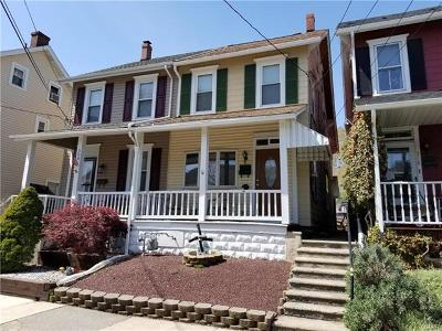 Single Family Home Available: 310 Mulberry Street