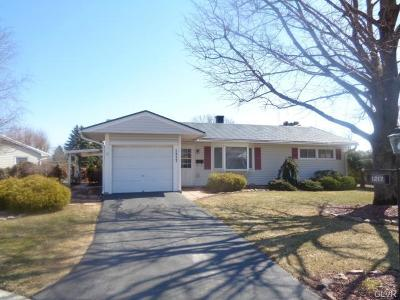 Single Family Home Available: 1217 Echo Drive