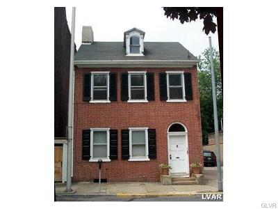Single Family Home Available: 46 North 2nd Street #2 Front