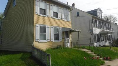 Single Family Home Available: 535 West Berwick Street