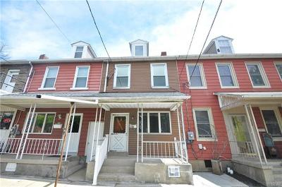 Single Family Home Available: 311 South Broad Street