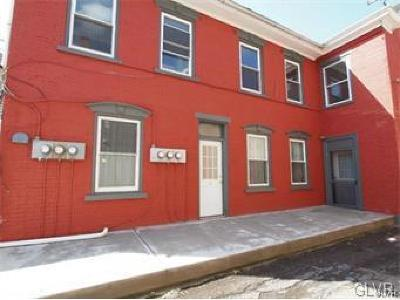 Hellertown Borough Single Family Home Available: 631 Main Street #5