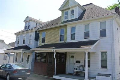 Single Family Home Available: 1506 Spruce Street